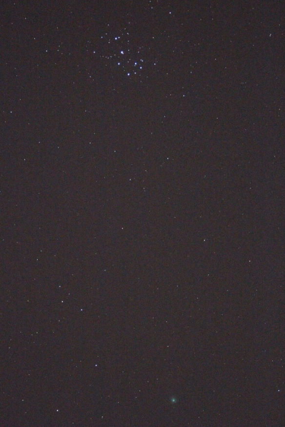 CometLovejoyPleiades20150118