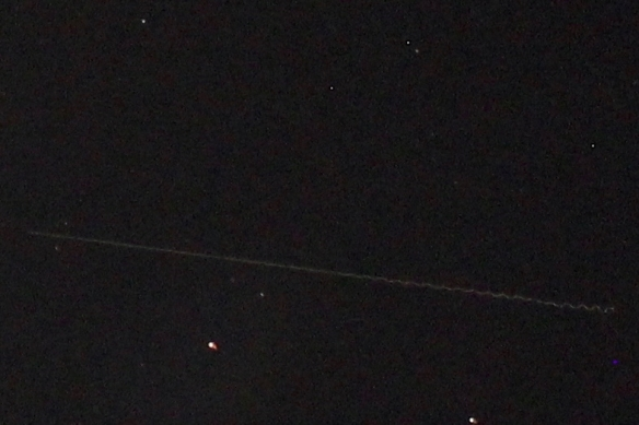 Corkscrew Meteor 20190905