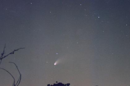 Comet Hale-Bopp 1997.04.07